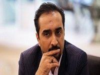 عکس   مجری معروف تلویزیون در آغوش حضرت والا