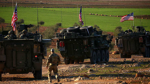 چه کسانی از خروج نیروهای آمریکایی از سوریه نگران شدند؟
