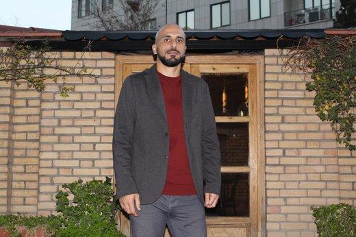 رضا جباری: سیستم بدون مهاجم پرسپولیس جواب داده