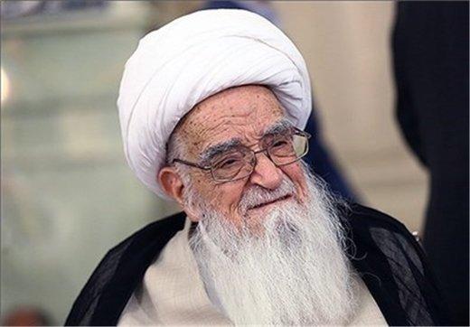 آية الله كلبايكاني ينتقد صمت حكام المسلمين تجاه ذبح زكريا