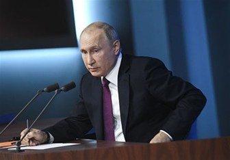 انتقام عجیب وزیر دفاع انگلیس از ولادیمیر پوتین!