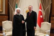Iranian, Turkish presidents start closed door talks