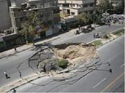 """""""مهاجرت""""، """"نابودی سفرههای آب زیرزمینی"""" و """"فرونشست"""" زمین در ایران"""
