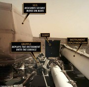 نصب «زلزلهسنج اینسایت» روی مریخ