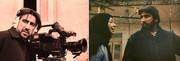 عکس| علی و آتقی پشت صحنه «آینه عبرت»، اولین روز فیلمبرداری