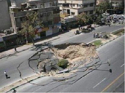 «مهاجرت»، «نابودی سفرههای آب زیرزمینی» و «فرونشست» زمین در ایران