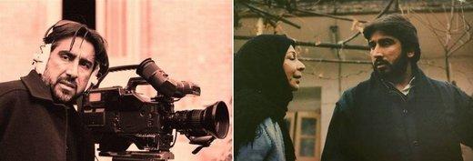 عکس  علی و آتقی پشت صحنه «آینه عبرت»، اولین روز فیلمبرداری