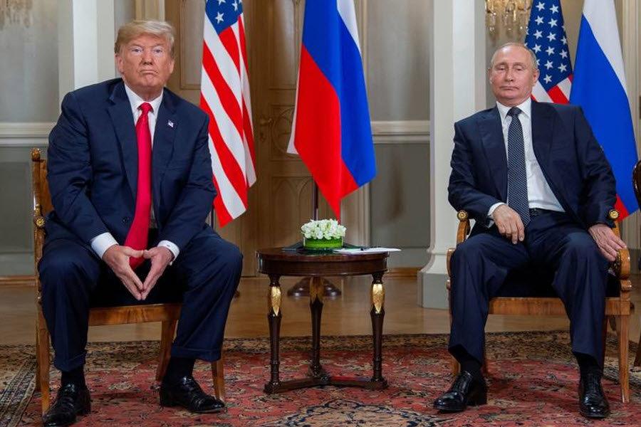 دولت ترامپ روابط پنهانی با مسکو را از سر گرفت - 6