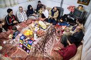 تصاویر | یلدای متفاوت در روستای مالخواست ساری
