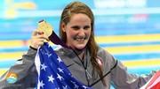 بازنشستگی قهرمان المپیک در ۲۳ سالگی!