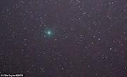 """تصاویر بینظیر از دنبالهدار """"کریسمس"""""""
