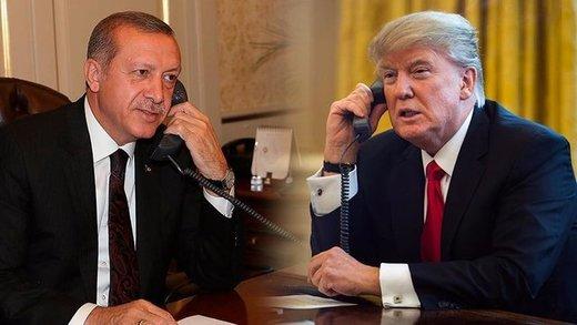 گزارشی درباره عامل تاثیرگذار بر ترامپ برای خروج از سوریه