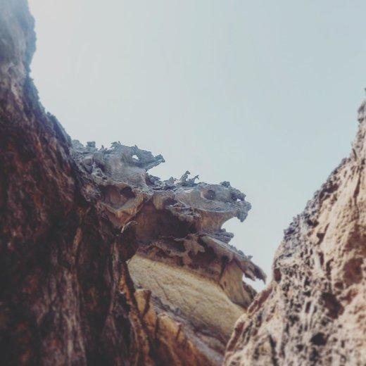 اژدهای واقعی در این جزیره ایران است نه در سریال تاج و تخت