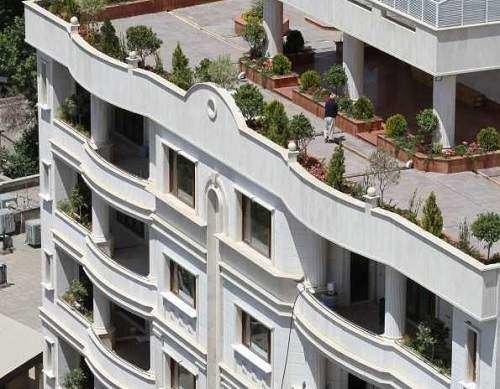 خوش نشینی در آپارتمان کلنگی در تهران چقدر خرج برمیدارد؟