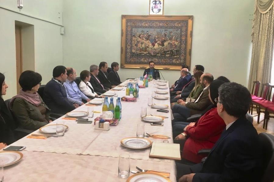 Tourism industry between Iran, Armenia expanding