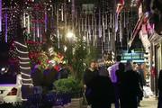 فیلم   جشن و پایکوبی کریسمس در سوریه پس از سالها جنگ