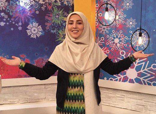 انتقاد مدیر روزنامه خراسان از رئیس صداوسیما به خاطر آرایش غلیظ مجری شب یلدا