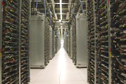 فیلم   مرکز دیتای گوگل را ببینید