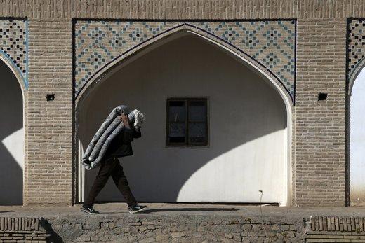 خطر دوباره تحریمها بر صنعت ۴۲۵میلیون دلاری فرش ایران