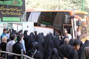 ۱۱۵۰ نفر از مددجویان کمیته امداد لرستان به سفرهای زیارتی اعزام شدند
