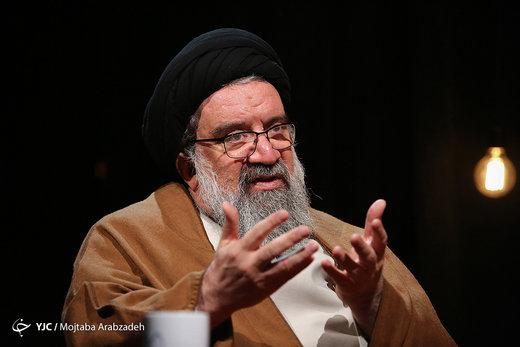 خاتمی: گرگ صفتها کاری جز بلعیدن ندارند /ملت ایران خستگی را خسته کردند