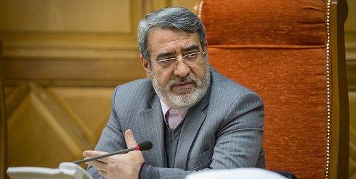 وزیر کشور: در انتخابات ریاستجمهوری یک رأی باطل نشد و یک صندوق بههم نخورد