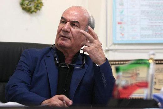 افشارزاده، استقلال را محکوم کرد