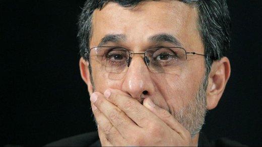 احمدی نژاد دست به قلم شد؛این بار به حاج قاسم سلیمانی