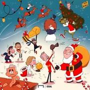 کریسمس متفاوت ستارههای اروپا!