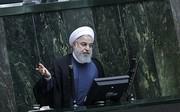 عکس | واکنش رئیسجمهور به اعتراض نماینده خوزستان