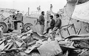 تصاویر | ۴ دی ۱۳۶۲، حمله موشکی صدام به مسجدسلیمان