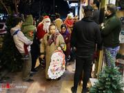 تصاویر   خرید کریسمس در تهران