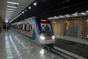 مسافران برای بهسازی خط۵ مترو، صبوری کنند