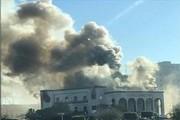 حمله به ساختمان وزارت خارجه لیبی کشته و زخمی برجای گذاشت