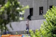 تصاویر | حمله داعش به مجلس در برترین تصاویر خبری سال