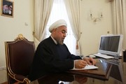 Iran president congratulates Christian New Year to Pope