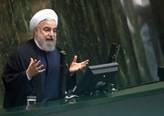Iran president submits budget bill to parliament