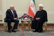 Tehran-Baku ties always growing: Iran president