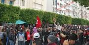 تونس دوباره شلوغ شد، این بار مشکلات اقتصادی مردم را به خیابان آورد