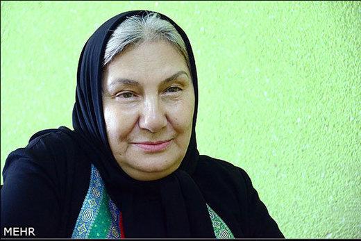 انتقاد بازیگر زن از مدیران تلویزیون/ فریده سپاهمنصور: همه هم و غمشان حفظ میزشان است
