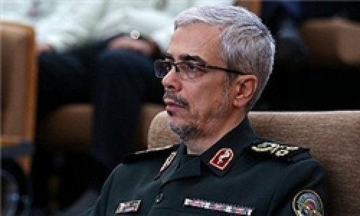 سرلشکر باقری: روابط نظامی ایران و آذربایجان در خزر توسعه مییابد