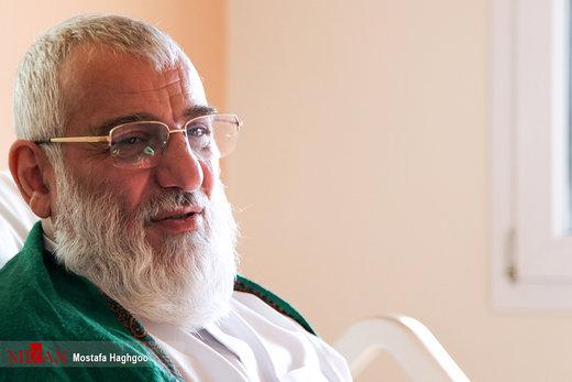 آیت الله سید محمود هاشمی شاهرودی