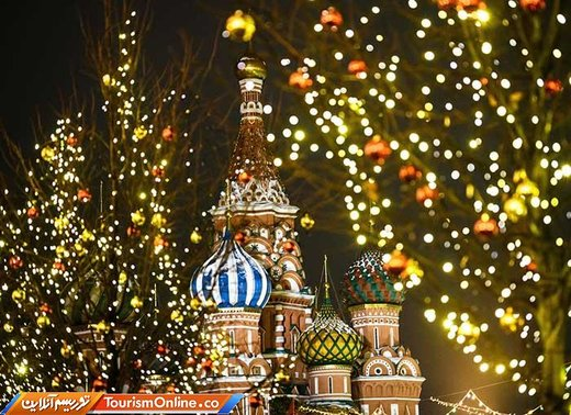 کریسمس در کاخ کرملین