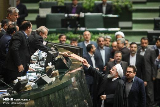 تفاصيل المصادر العامة للائحة ميزانية العام الايراني المقبل