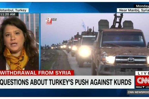 تحلیل سیانان از کار دشوار ترکیه در سوریه