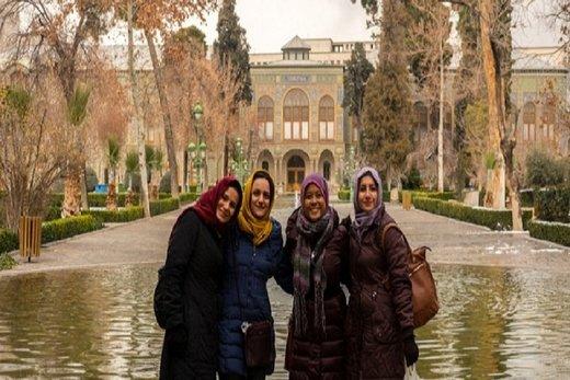 Indonesian tourist invites Asians to visit Iran