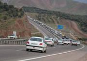 اعمال محدودیتهای ترافیکی در جادههای منتهی به شمال
