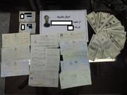 دستگیری جاعل حرفهای اسناد دولتی و کشف مهر در رشت/ نفوذ متهم در ارگانهای دولتی