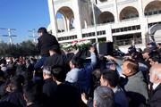 فیلم | تشییع پیکر آیتالله هاشمیشاهرودی در تهران