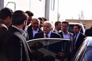 بازدید رئیس مجلس ملی جمهوری آذربایجان از واحدهای تولیدی استان آذربایجانغربی
